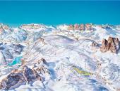 Włochy Civetta wczasy narciarskie